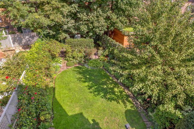 Garden of Newton Road, Notting Hill, London W2