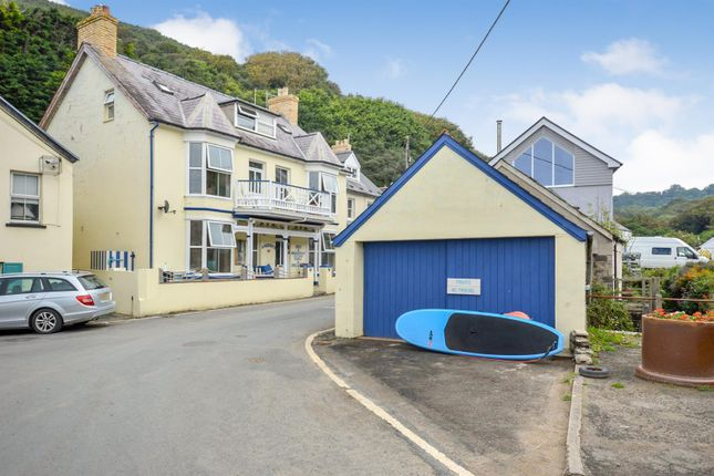 Thumbnail Link-detached house for sale in Llangrannog, Llandysul
