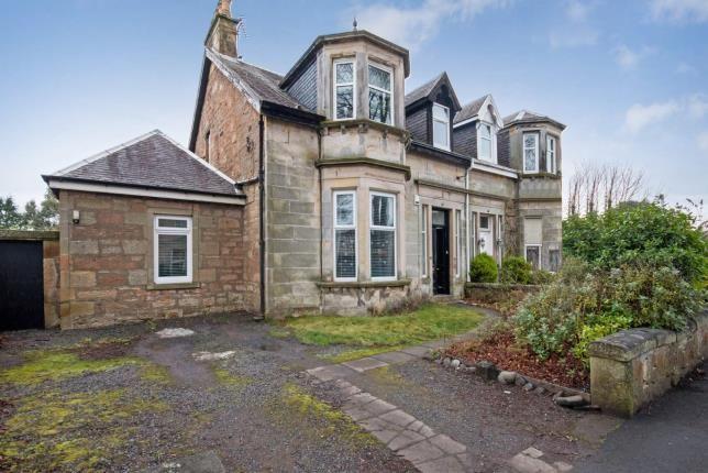 Thumbnail Flat for sale in Bowman Road, Ayr, South Ayrshire, Scotland