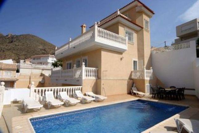 Thumbnail Villa for sale in Bolnuevo, Murcia, Spain