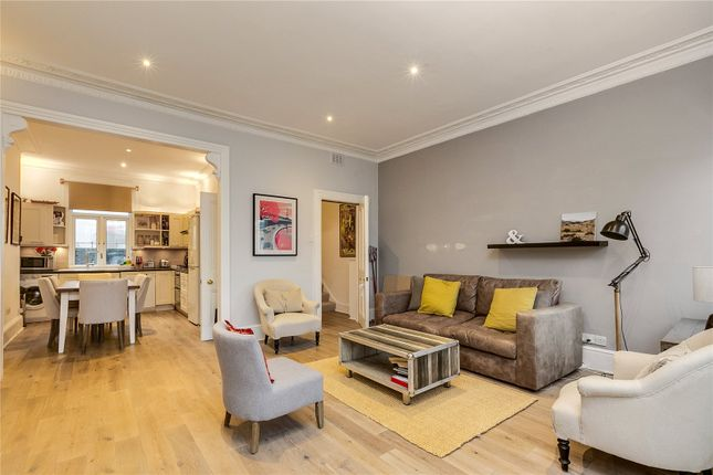 Thumbnail Flat for sale in Westcroft Square, Hammersmith, London
