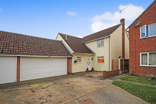 Thumbnail Detached house for sale in Rydal Way, Great Notley, Braintree, Essex