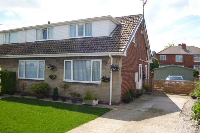 Thumbnail Bungalow to rent in Eastfield Drive, Pontefract