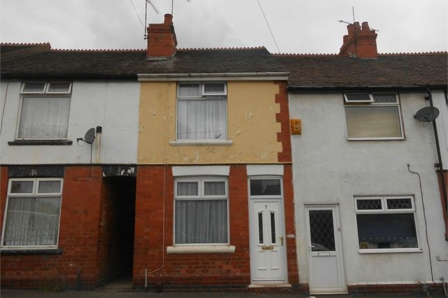 Thumbnail Terraced house to rent in Hill Street, Nuneaton, Warwickshire