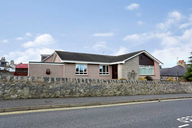 Thumbnail Detached bungalow for sale in Kemnay Road, Inverurie, Aberdeenshire