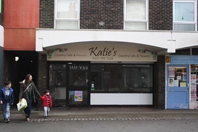 Thumbnail Retail premises to let in 9 The Row, Market Street, Hoylake, Wirral