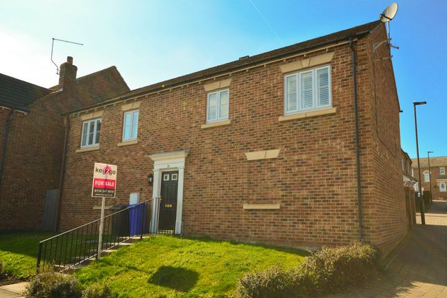 Thumbnail Flat for sale in New School Road, Mosborough, Sheffield