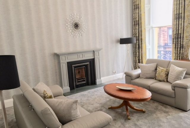 Thumbnail Flat to rent in 11 Palmerston Place, West End, Edinburgh