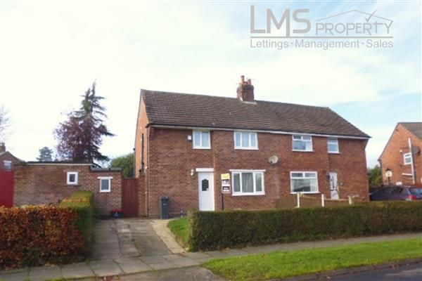 3 bed terraced house for sale in Cherry Crescent, Winsford
