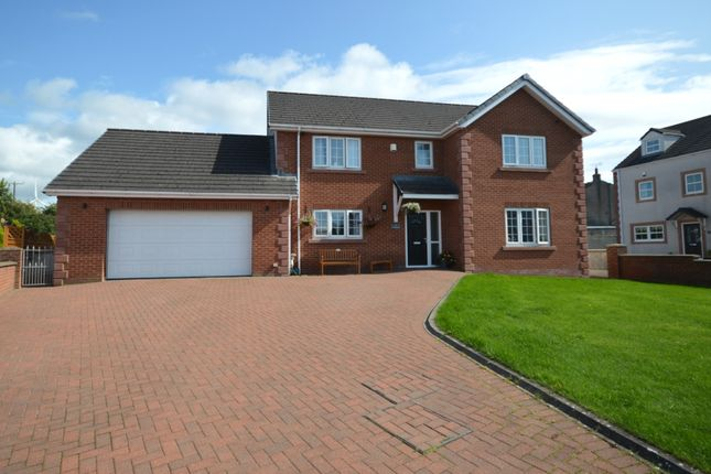 Thumbnail Detached house for sale in Allanby Close, Flimby, Maryport, Cumbria