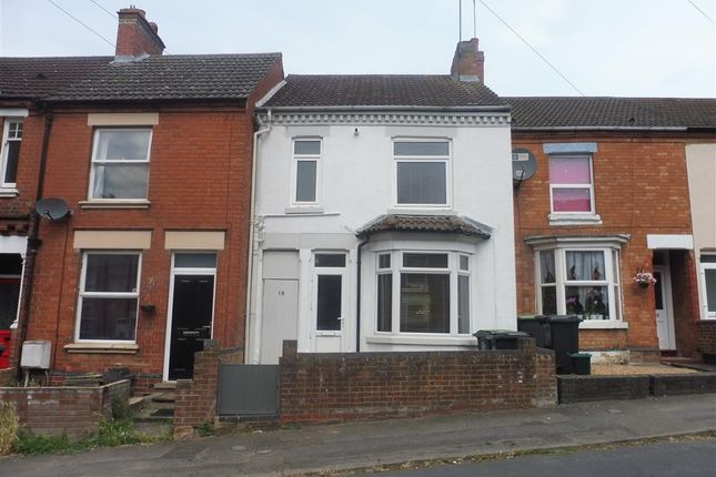 Thumbnail Terraced house for sale in Harborough Road, Rushden