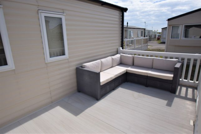 Decked Area of The Lawns, Pevensey Bay BN24