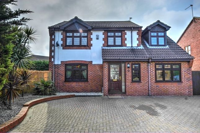 Thumbnail Detached house for sale in Mill Lane, Great Yarmouth