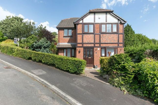 Thumbnail Detached house for sale in Marshbrook Close, Hindley, Wigan