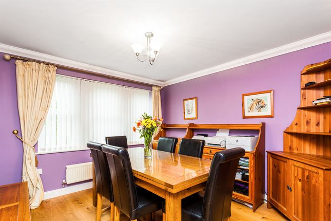 Dining Room of Abergavenny Gardens, Copthorne, Crawley RH10