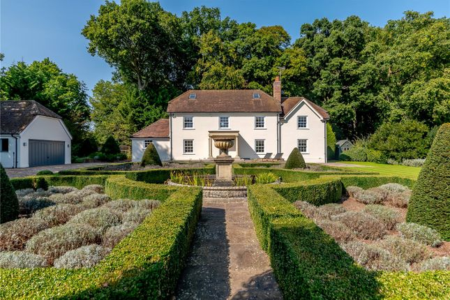 5 bed detached house for sale in Satwell, Rotherfield Greys, Henley-On-Thames, Oxfordshire RG9