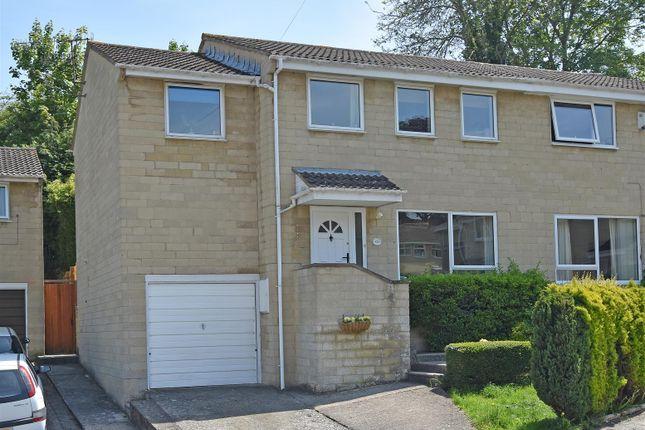 Thumbnail Semi-detached house for sale in Ivy Avenue, Bath