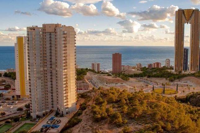 Thumbnail Apartment for sale in Benidorm, Alicante, Spain