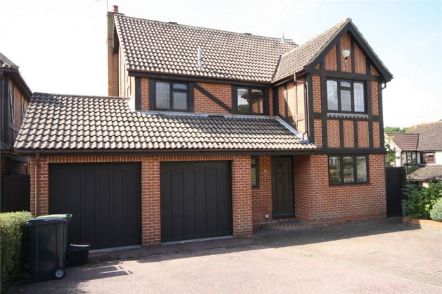 Thumbnail Detached house for sale in Cowdray Park Road, Little Common, Bexhill On Sea