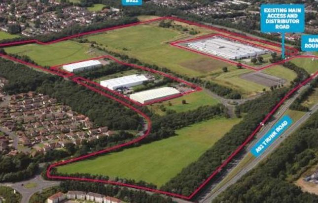 Thumbnail Commercial property for sale in Westwood Park, Glenrothes, Fife
