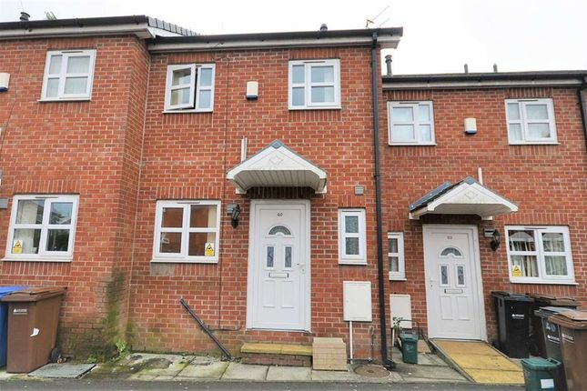 Thumbnail Terraced house for sale in Boscombe Street, Reddish, Stockport