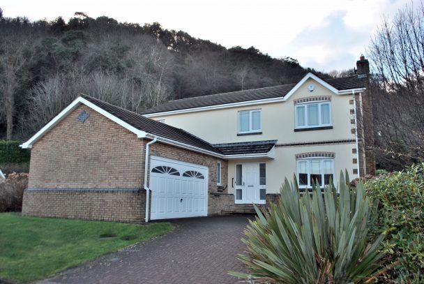 4 bed detached house for sale in Queens Valley, Ramsey, Isle Of Man