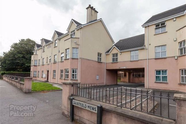 2 bed flat to rent in Saintfield Mews, Lisburn BT27