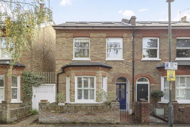 Thumbnail Property for sale in South Western Road, St Margarets, Twickenham