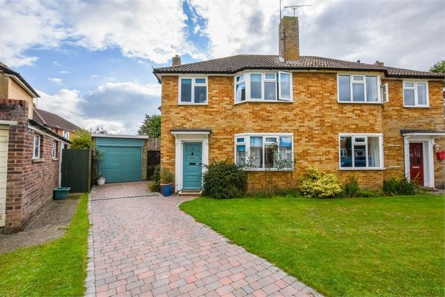 Thumbnail Semi-detached house for sale in Cannons Close, Colchester, Essex