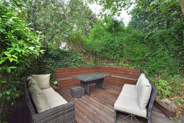 Garden of Catherine Grove, Greenwich, London SE10