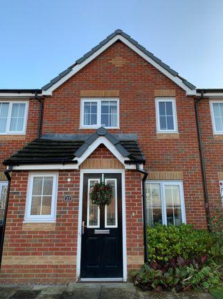 2 bed terraced house for sale in Min Y Ddol, Vounog Hill, Penyffordd, Chester CH4