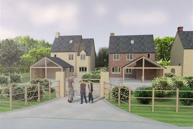 Thumbnail Detached house for sale in Barrow Road, Shippon, Oxfordshire