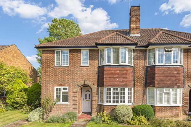 2 bed maisonette for sale in Ditton Lawn, Thames Ditton KT7