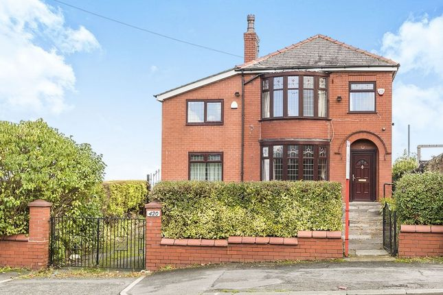 Thumbnail Detached house for sale in Wigan Road, Ashton-In-Makerfield, Wigan