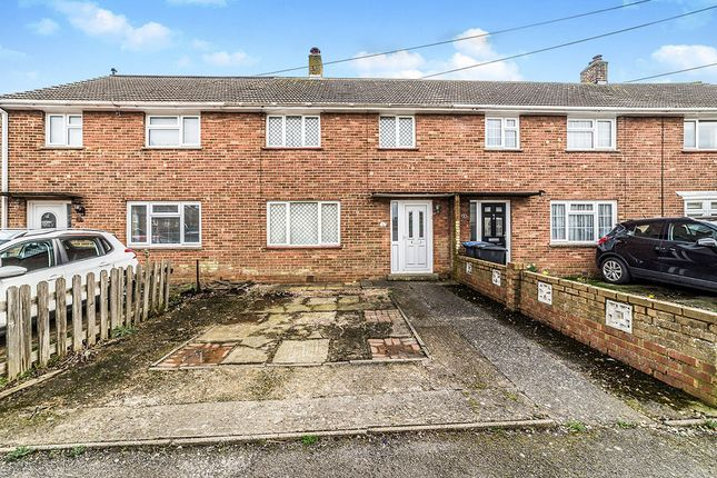 Thumbnail Terraced house for sale in Newman Road, Aylesham, Canterbury