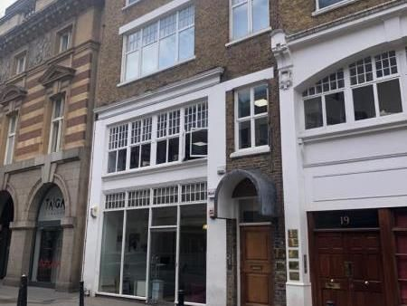 Thumbnail Office to let in 20, Britton Street, London