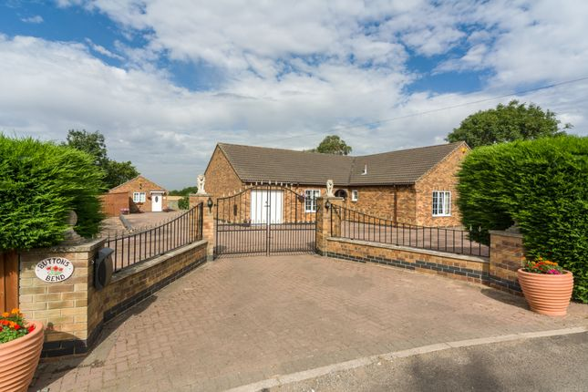 Thumbnail Bungalow for sale in Wine Hill Lane, Saltfleet, Louth