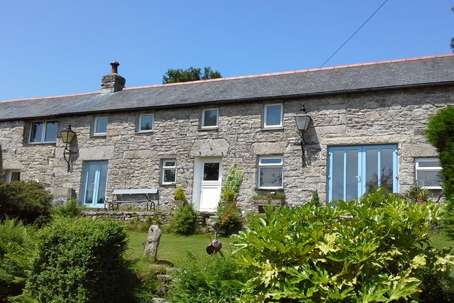 Thumbnail Cottage for sale in Bolventor, Launceston, Cornwall