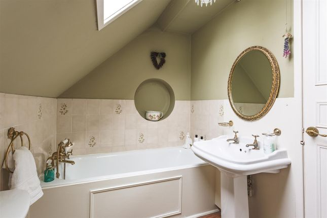 Bathroom of White Cottage, Kirk Langley, Ashbourne DE6