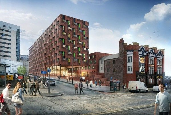 Thumbnail Flat for sale in Luxury Liverpool Apartments, Fenwick St, Liverpool