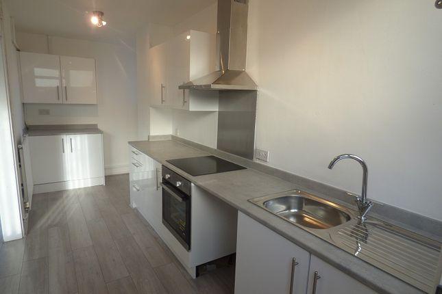 Kitchen of The Hannants, Cwrt Herbert, Neath . SA10