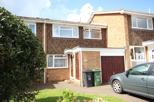 Thumbnail Property to rent in Greatfield Close, Harpenden, Hertfordshire