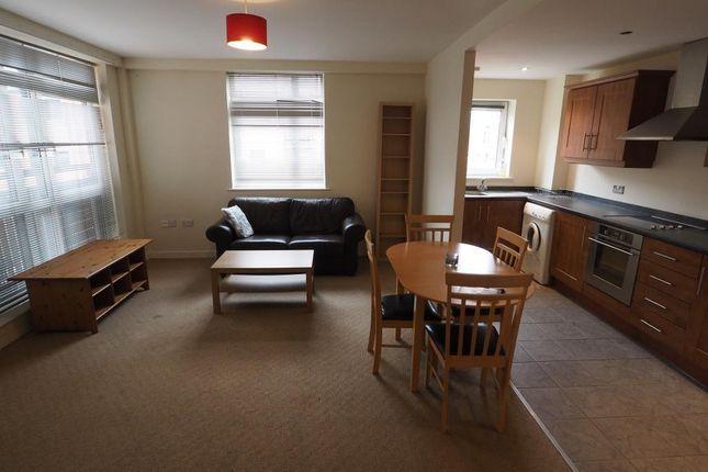 Thumbnail Flat to rent in Trinity Wharf, 52 - 58 High Street, Hull