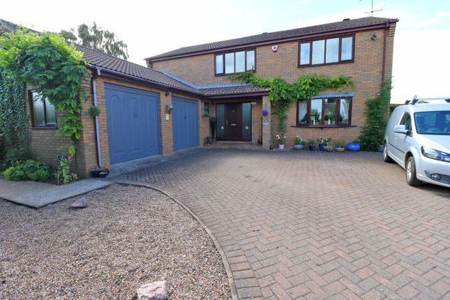 Thumbnail Detached house for sale in Woodside Lane, Wroot, Doncaster