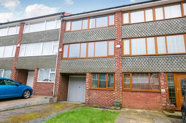 Thumbnail Town house for sale in Legh Drive, Woodley, Stockport, Cheshire