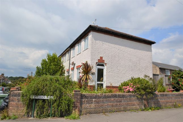 Thumbnail End terrace house to rent in Sedgewick Road, Bexhill-On-Sea