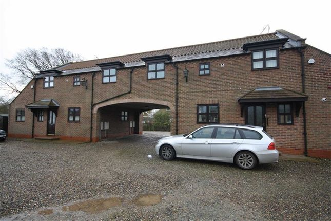 Thumbnail Flat to rent in Station Farm Mews, Souttergate, Hedon