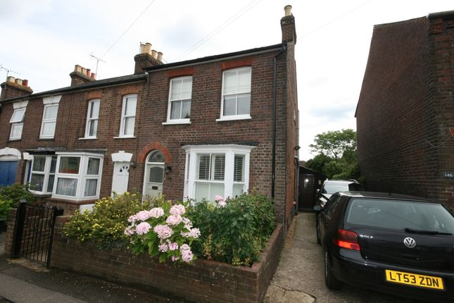Thumbnail Semi-detached house to rent in Cravells Road, Harpenden, Herts