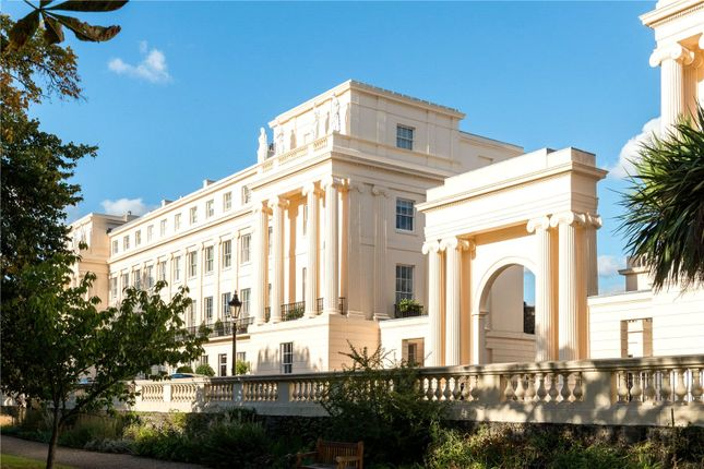 Thumbnail Terraced house to rent in Cumberland Terrace, Regent's Park, London