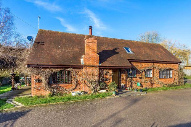 Thumbnail Land for sale in Honeypot Lane, Edenbridge, Kent